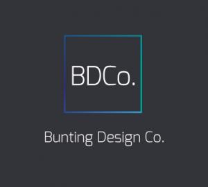 Bunting Design Co Logo