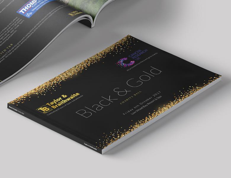 Taylor & Braithwaite - Brochure design Cumbria